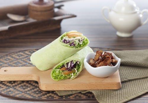 Salad Popiah (1 Roll)