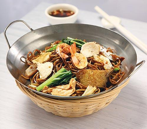 Mun Yee Mee (seafood & chicken)