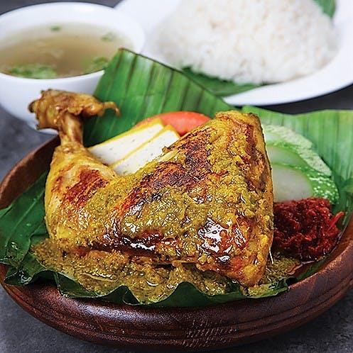 Ayam Bakar Set