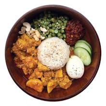 Vegetarian Lemak