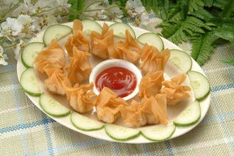 Deep Fried Wanton (8pc)