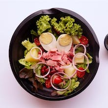 Tuna Nicoise (salad/wrap)