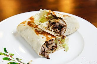 Lamb Shawarma (Medium)