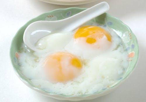 ½ Boiled Eggs (2pcs)  Toast
