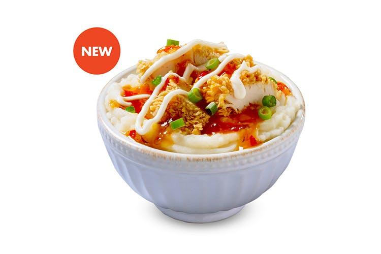 Spicy FanTHAIstic Mash Bowl