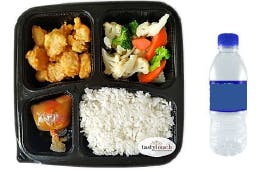 Bento Sweet & Sour Fish Set