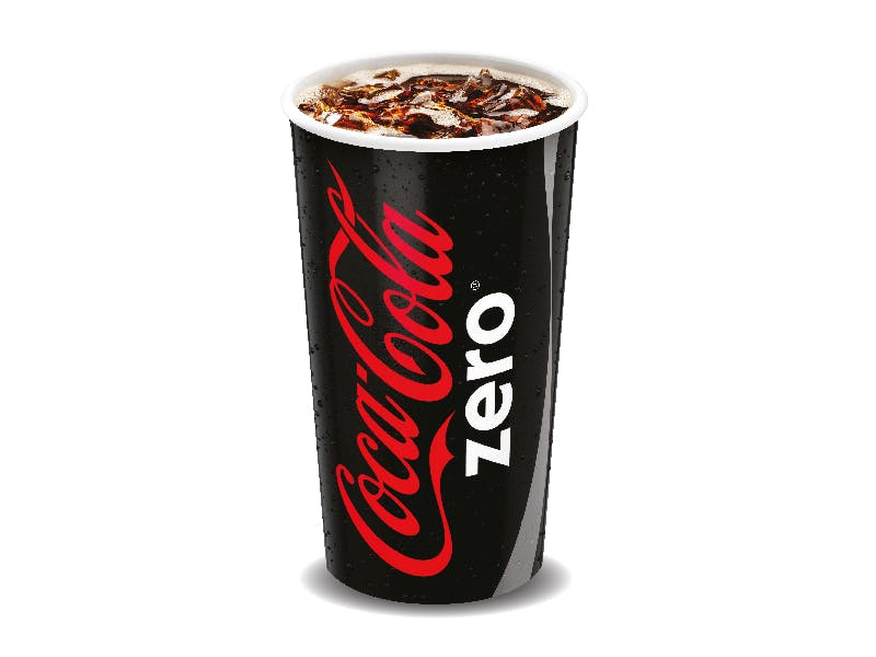 Coca-Cola zero (Regular)