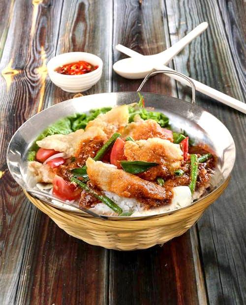 Spicy Chicken Rice