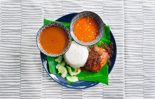 BUNDLE: Nasi Kukus Ayam (5 pax)