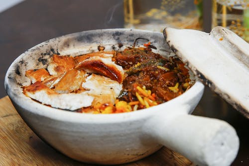 Mandi Chicken Rice Set