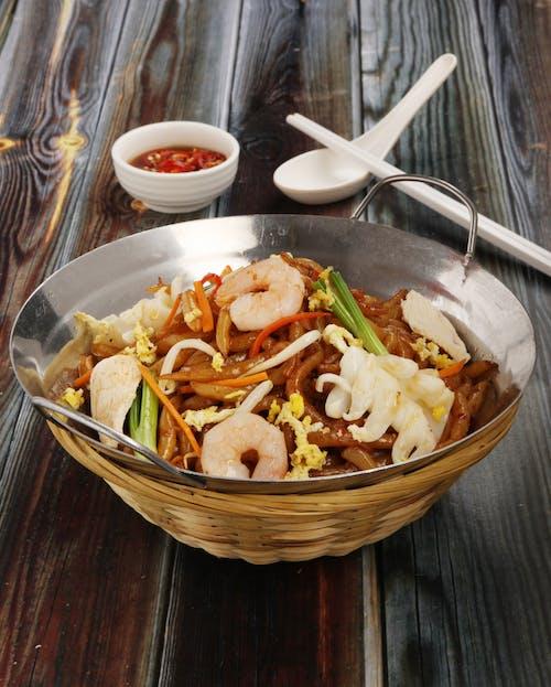 Fried Lo Shu Fun
