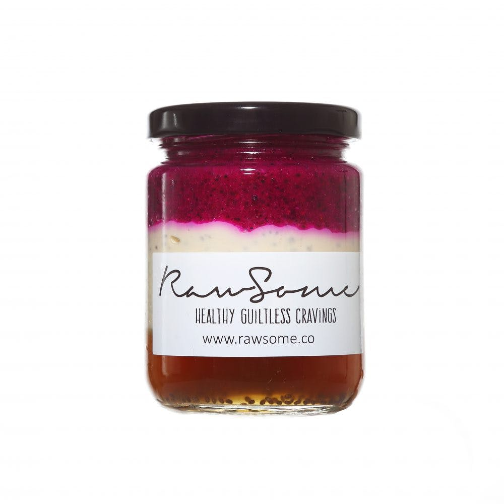 PASSIONFRUIT JELLY
