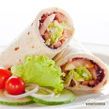 Turkey Cranberry Wrap