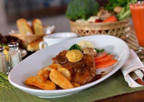 DW1 Grilled Chicken Chop