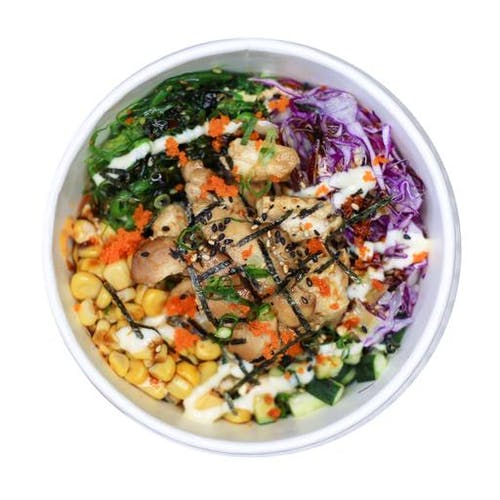 Wasabi Mayo Chicken