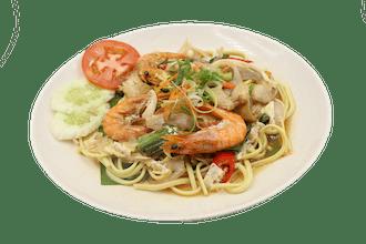 Sian Style Spaghetti