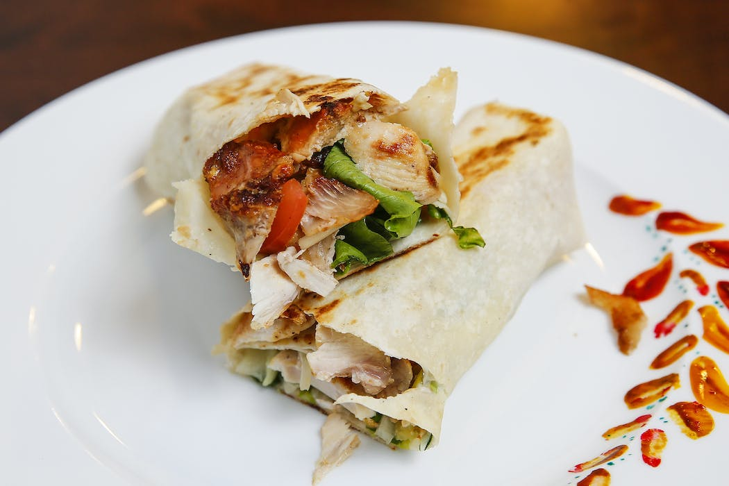 Chicken Shawarma (Medium)