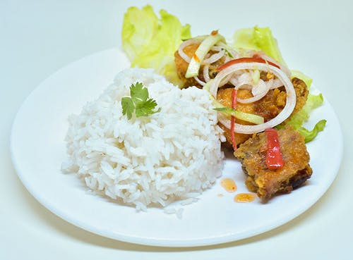 Thai Chili Chicken Rice