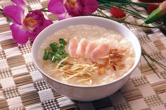 Fish Fillet Porridge