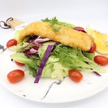 Fish Fillet Salad