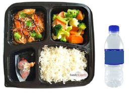 Bento Teriyaki Chicken Set