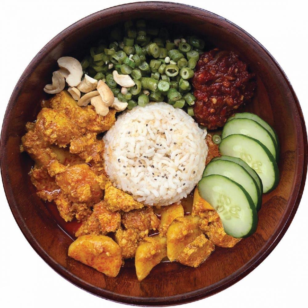 PICK your Vegan Bowl