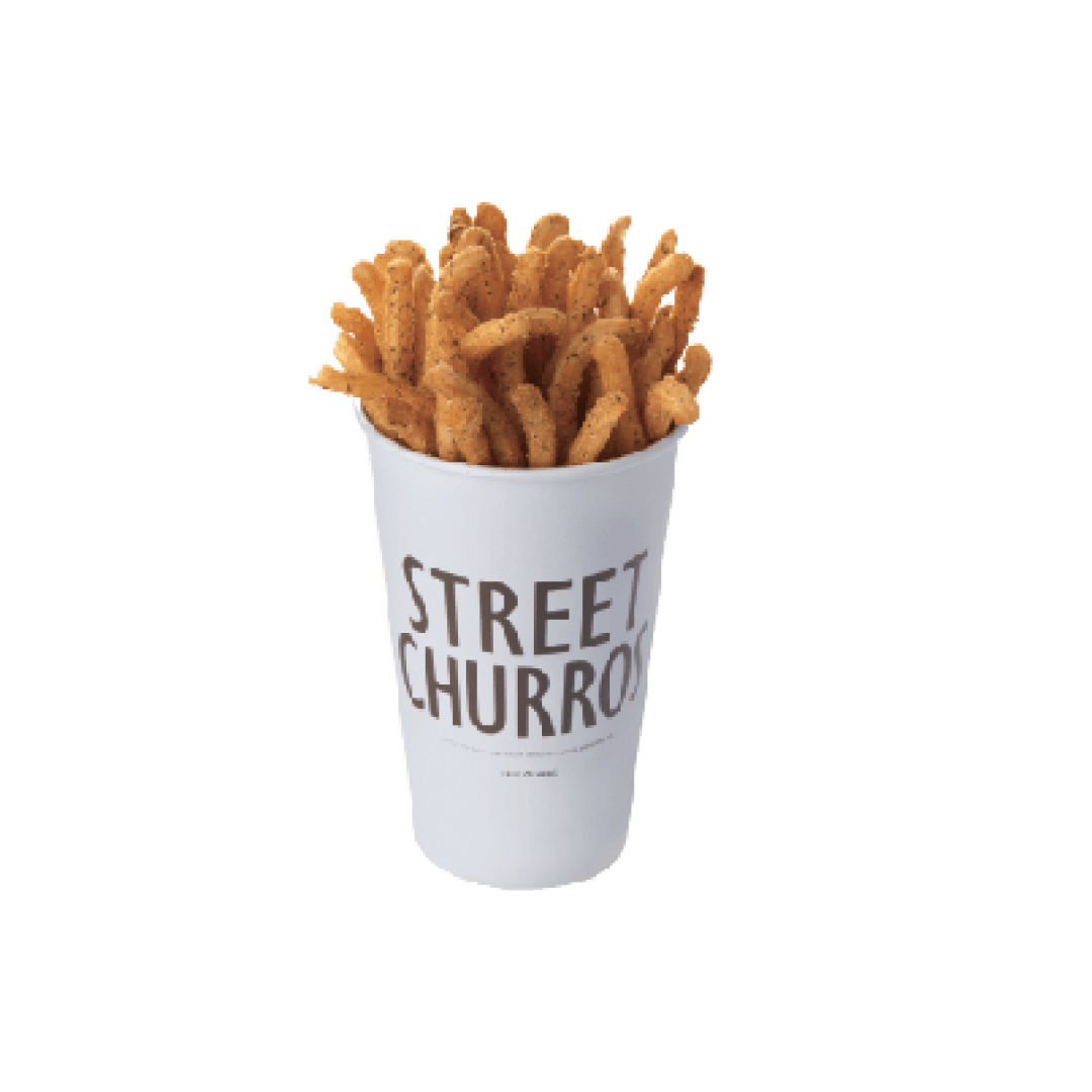 Churros Fries