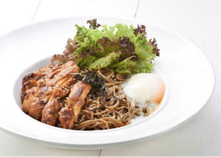 Teriyaki Chicken Soba