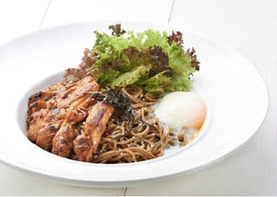 Teriyaki Chicken Soba