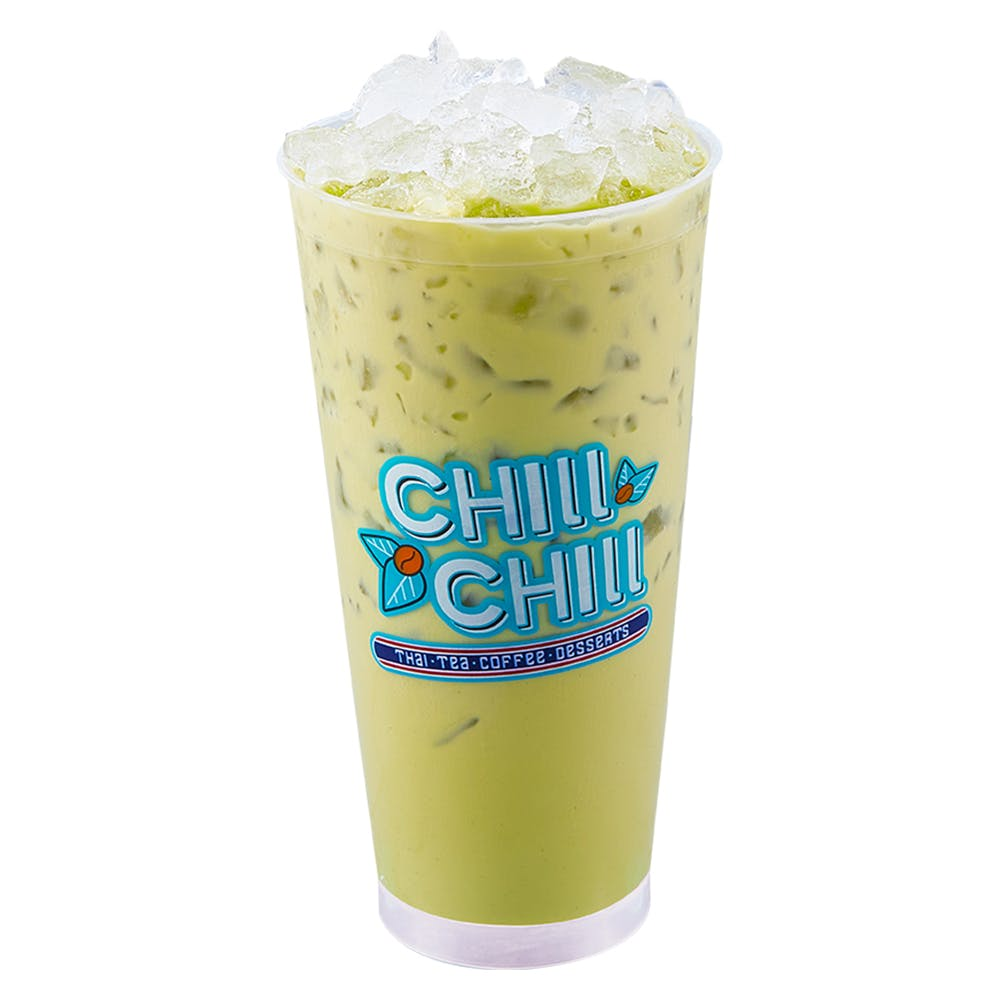 B03 Thai Iced Green Tea