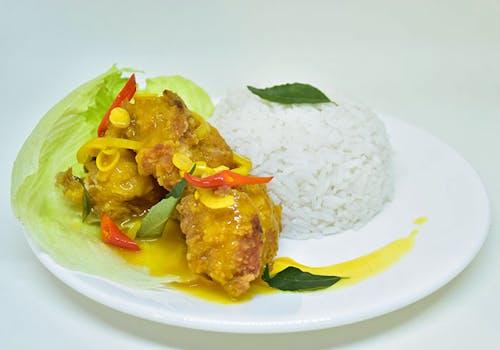Paprika Chicken Rice