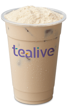 Malty Milk Tea (Horlicks)