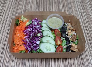 Nutty Baby Salad Box (veg)