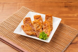 Fried Goose (Vegetarian)