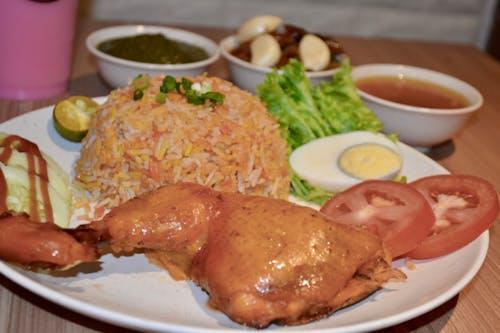 Mandi Rice (chicken)