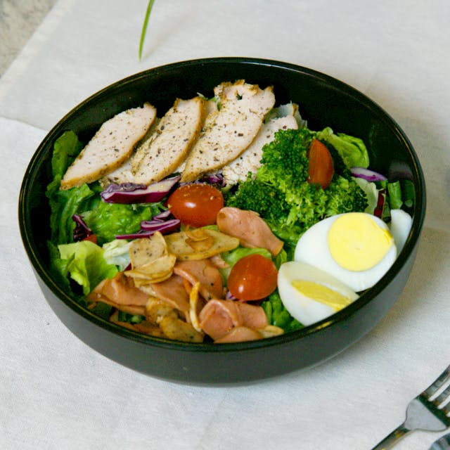 Protein Freak Salad