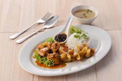 Chilli Curry Chicken