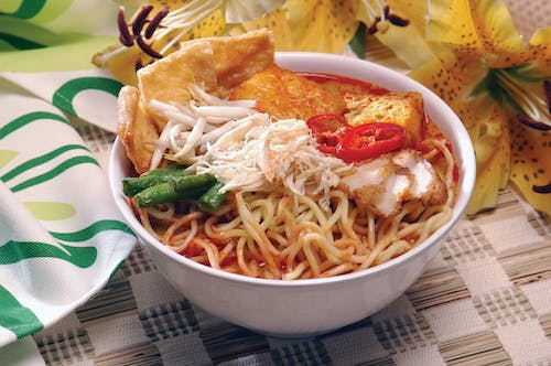 Ipoh Curry Mee
