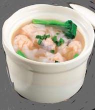 Soup Prawn Dumpling