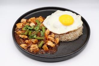 Nasi Goreng USA Chicken