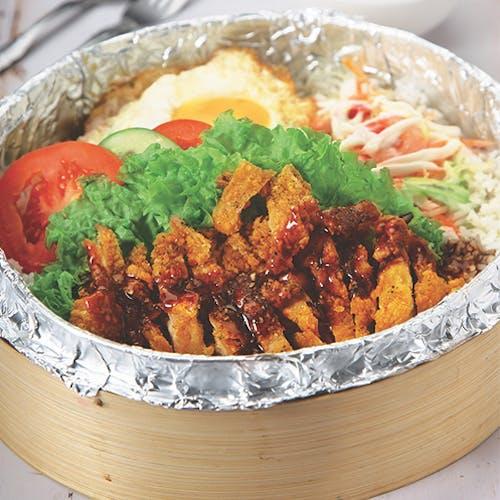 PICK: Fish Fillet / Chicken Chop