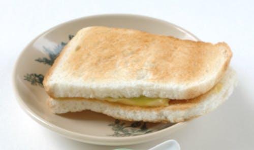 Kaya Butter Toast Bread