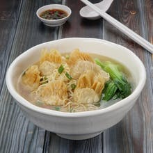 Wantan Mee Soup