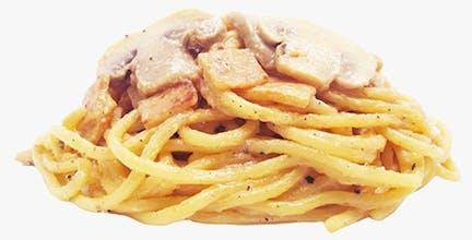 Pasta Mushroom Mornay