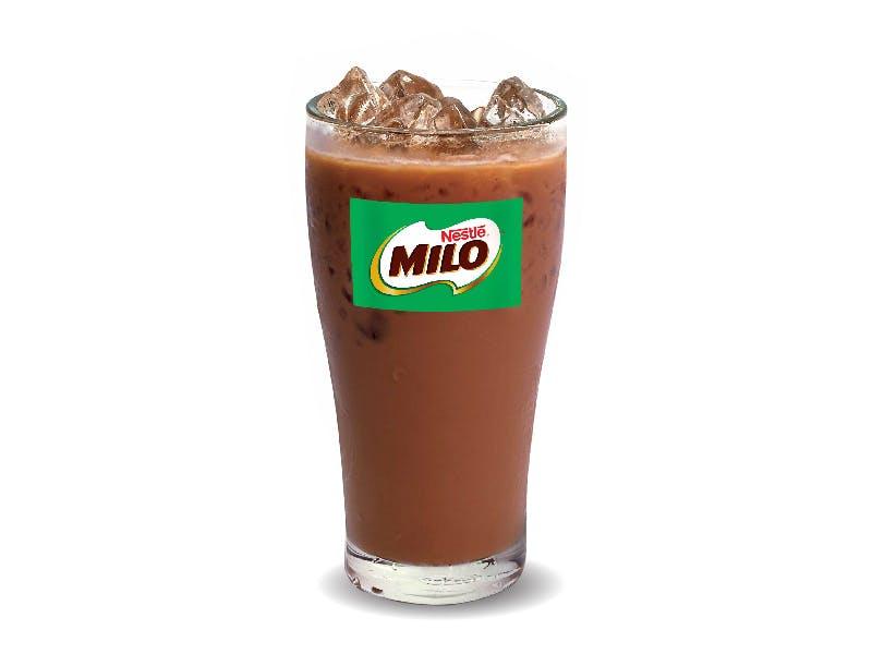 Iced Milo (Large)