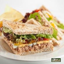 Tuna & Egg Sanwich