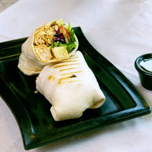 Teriyaki Bites Wrap (Chicken)