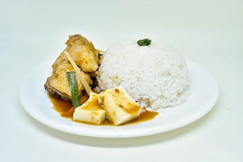Beancurd Chicken Rice