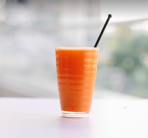 Papaya Smoothie (220 kcal)