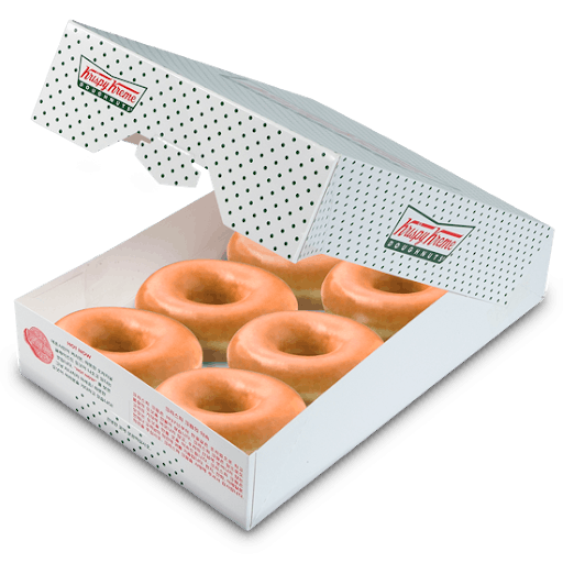 Half Dozen of Original Glazed®Doughnuts